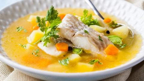 Kakavia Soup