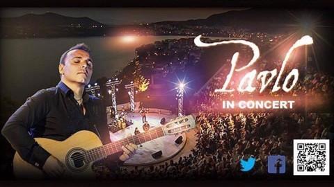 Pavlo in concert in Canada in November