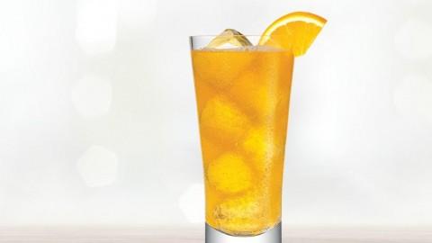 Ouzo Sunrise Cocktail
