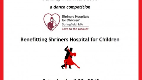 Dance Competition in Springfield in April