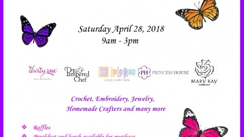 Craft Fair in Woburn MA in April