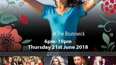 Go Greek Event in London in June