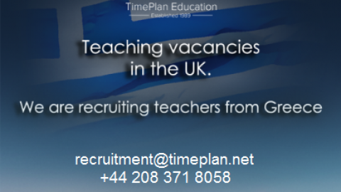 Teaching Vacancies in the UK