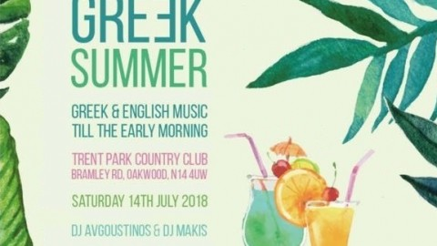 Club Night in London in July
