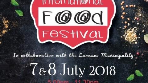 Food Festival in Larnaca in July