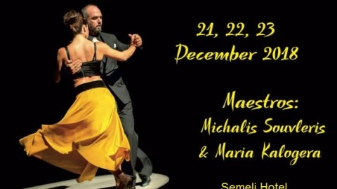 Tango in Cyprus in December