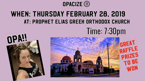 OPAcize in Ontario in February