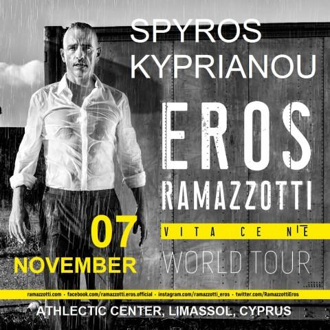 Kyprianou in Limassol in November