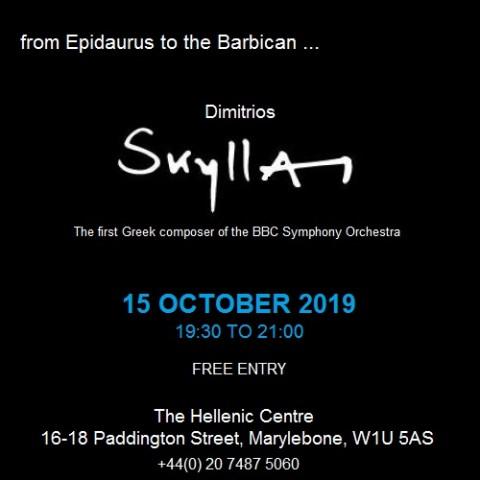 Skyllas in London in October